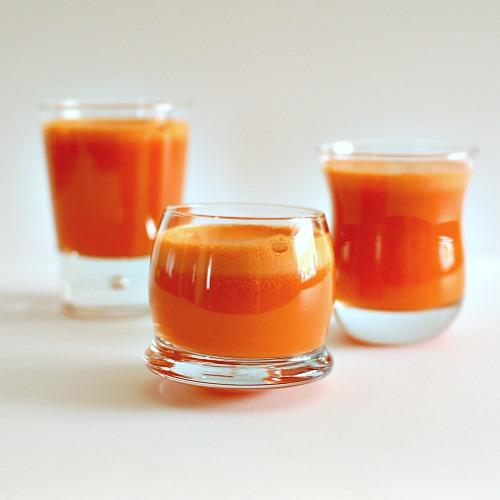 Znalezione obrazy dla zapytania: shot with carrot