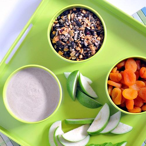 Sweet White Bean Dip @spabettie #vegan #glutenfree