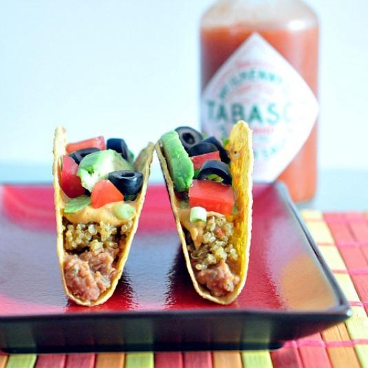Seven Layer Taco