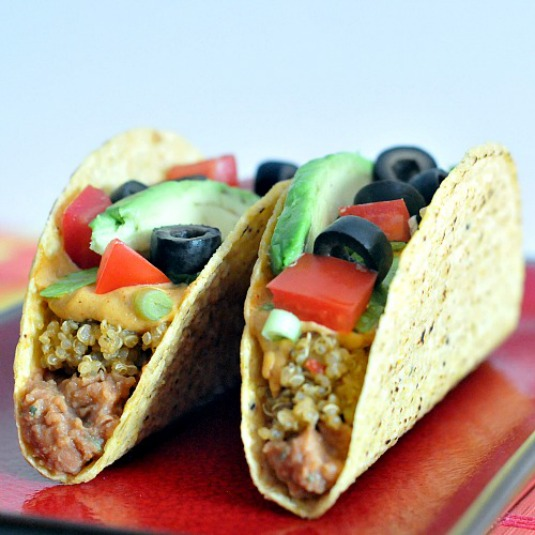 Seven Layer Tacos