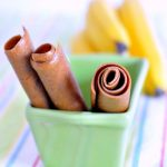 Peanut Butter Banana Fruit Roll @spabettie
