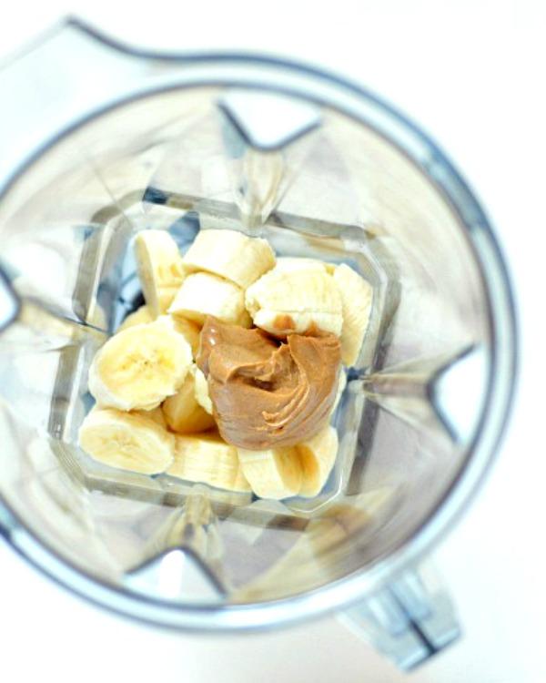 Peanut Butter Banana Fruit Roll Vegan @spabettie
