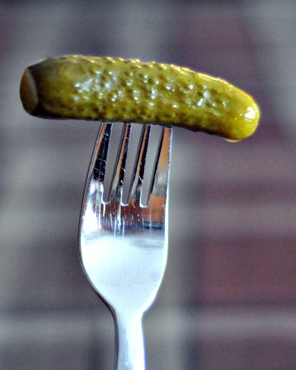 Dill Pickle Dip @spabettie