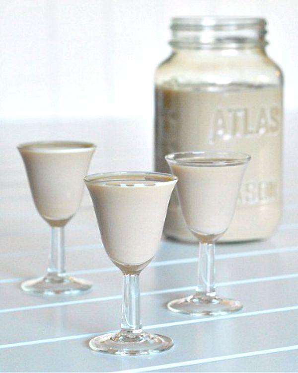 Homemade Baileys Irish Cream @spabettie