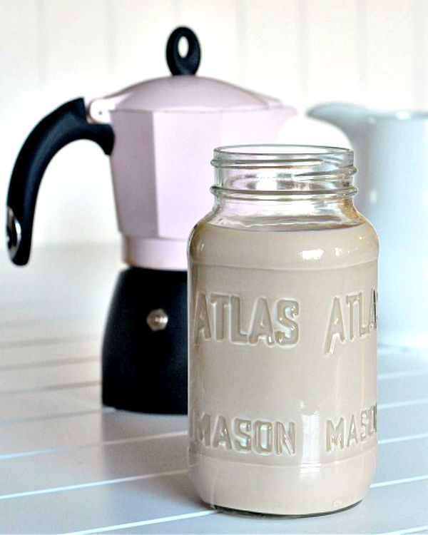 Homemade Baileys Irish Cream @spabettie