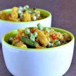 Vegetable Fried Rice @spabettie