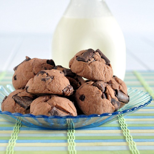 Double Rich Chocolate Protein Cookie