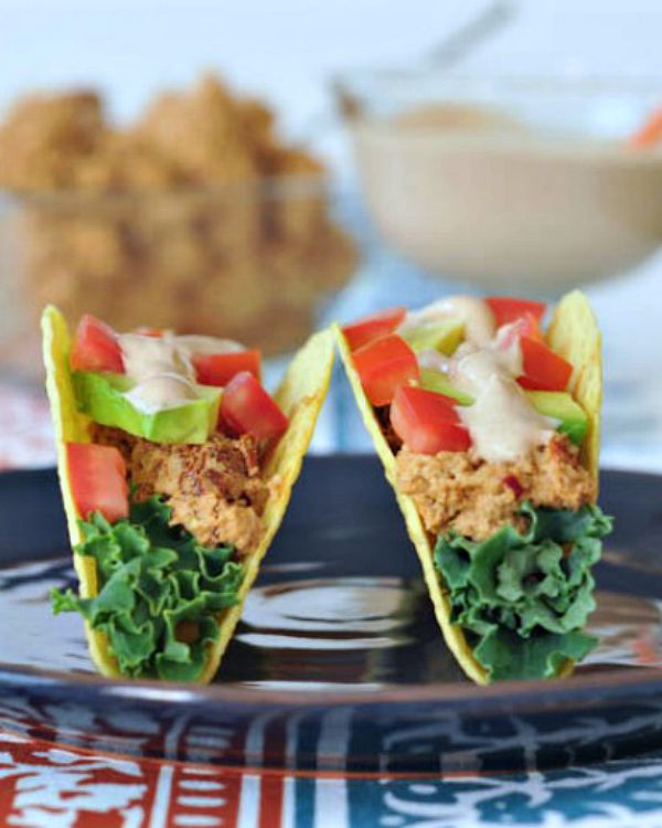 Fresh and Flavorful Raw Tacos @spabettie