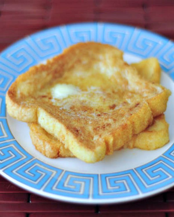 Pumpkin Spice French Toast @spabettie