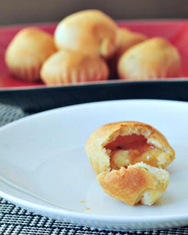 Apricot Havarti Puffs @spabettie