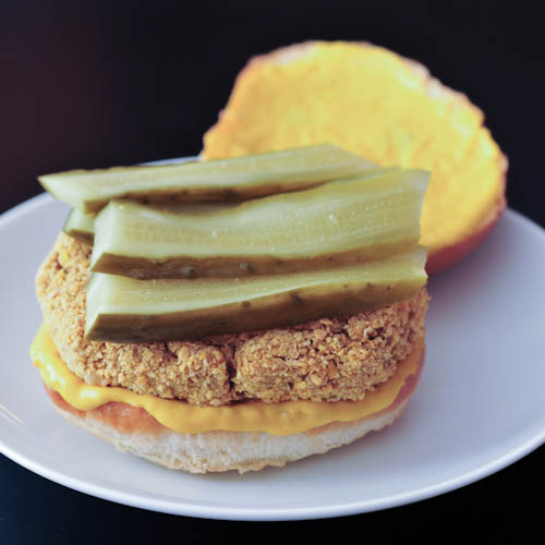 chick-quin patty