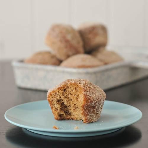 gluten free vegan banana muffins