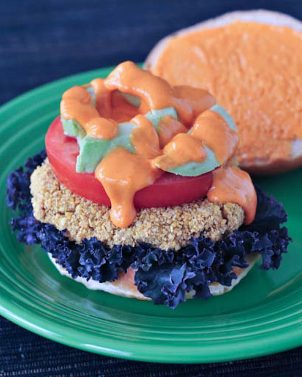 Clean Eating Chick Quin Sandwich @spabettie