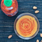 Spicy Coconut Almond Dipping Sauce @spabettie