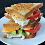 Salt and Vinegar Grilled Cheese @spabettie