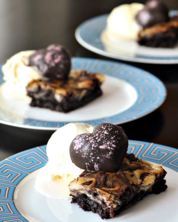 Lavender Cream Chocolate Truffles @spabettie