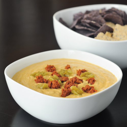 vegan queso recipe