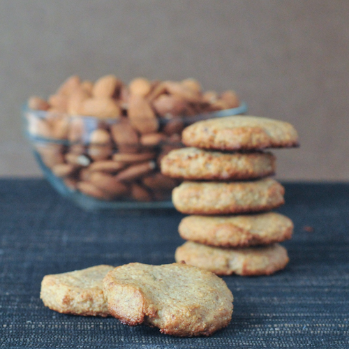 gluten free almond cookie