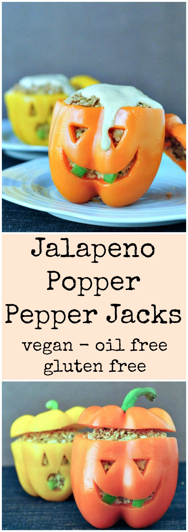 Jalapeno Popper Pepper Jacks @spabettie #vegan #glutenfree #oilfree