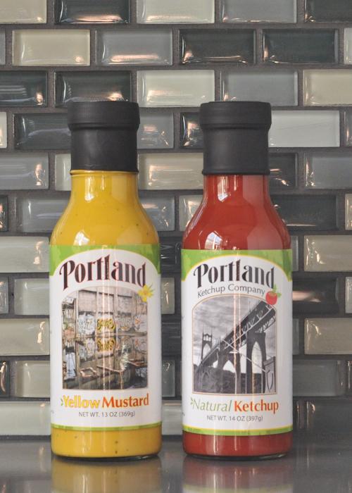 Portlandia ketchup