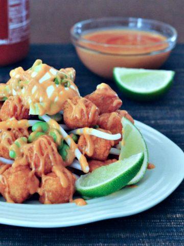 Spicy Thai Totchos @spabettie