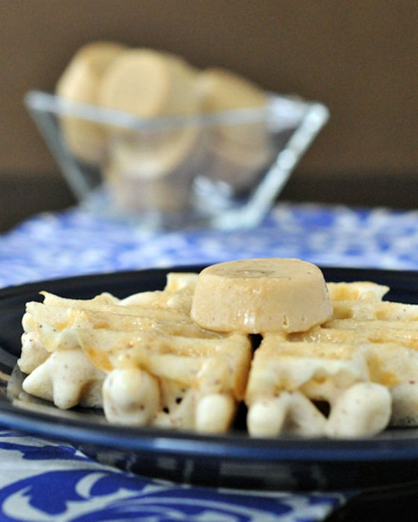 Perfect Vanilla Waffles @spabettie