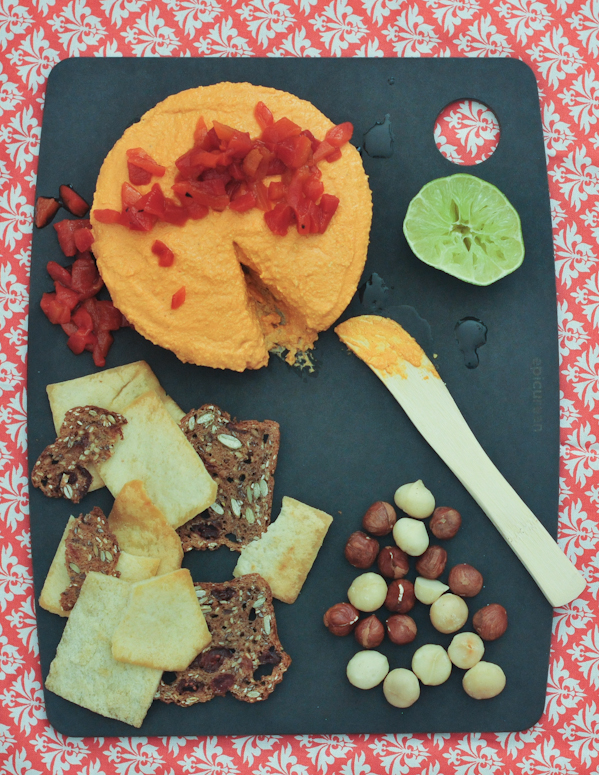 Savory Chili Cheese Spread