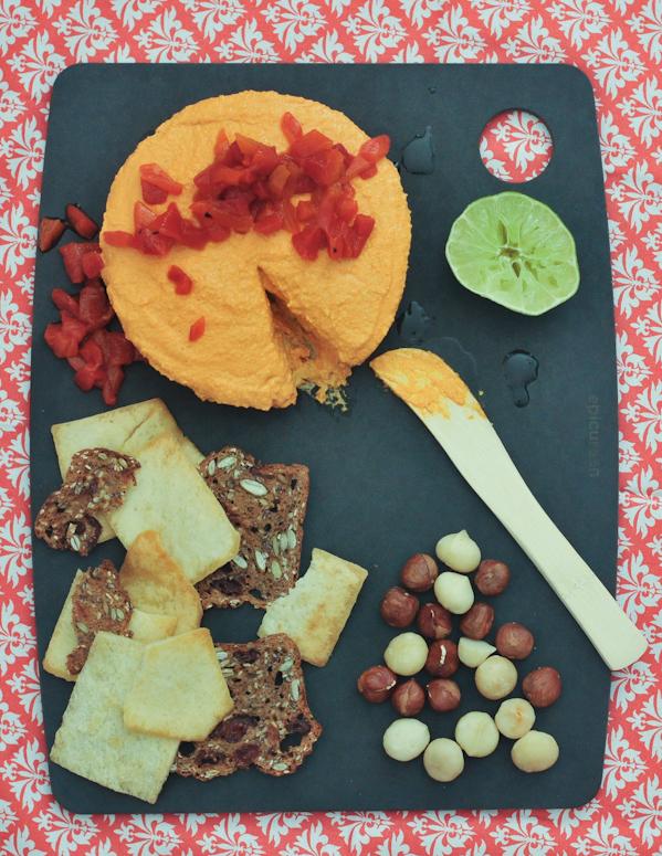 Savory Chili Cheese Spread