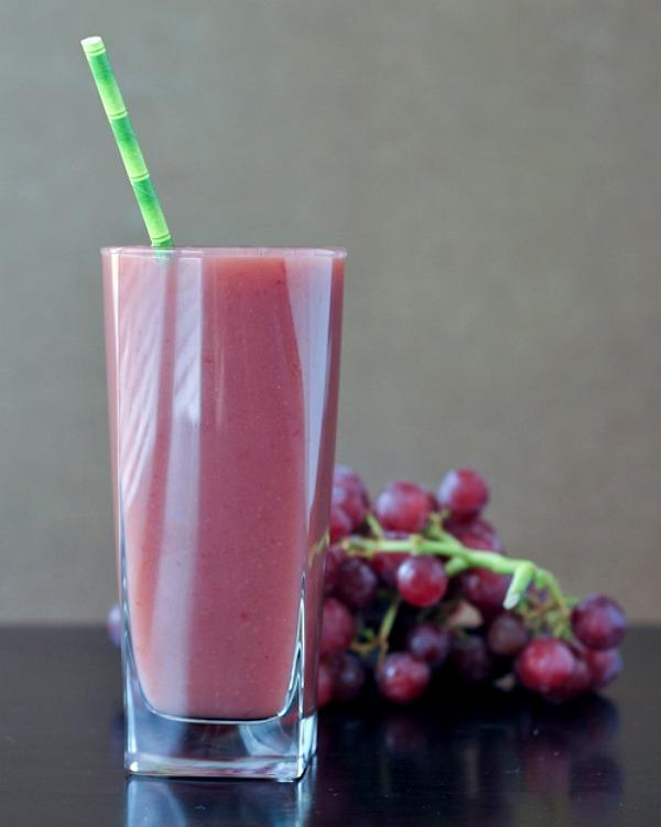 Flu Fighting Red Grape Cooler