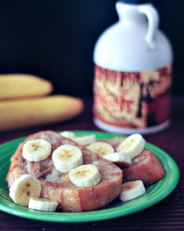 Gingerbread French Toast @spabettie