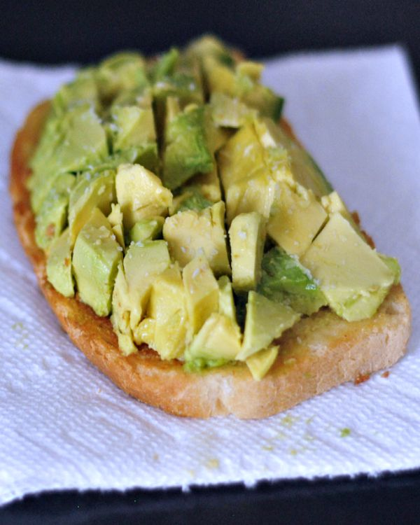 Five Ways To Enjoy Avocado Toast @spabettie