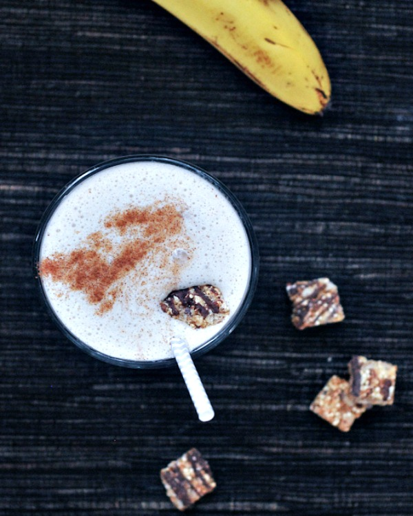 Snickerdoodle Smoothie @spabettie