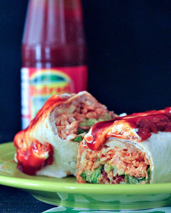 Freakin Big Burrito @spabettie