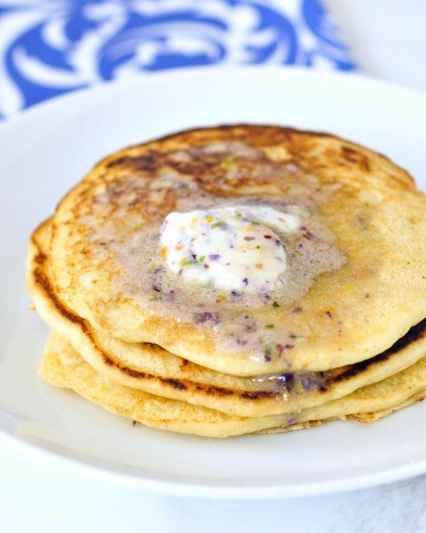Fluffy Cidermilk Pancakes @spabettie