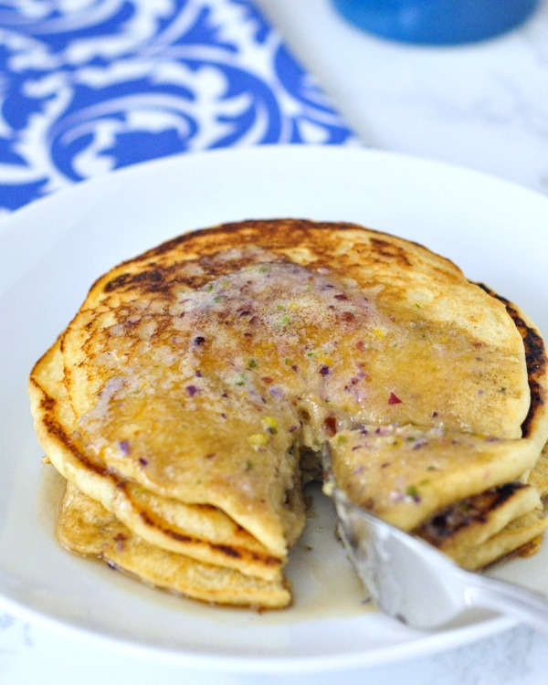 Fluffy Cidermilk Pancakes @spabettie