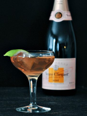 Kina Royale Cocktail @spabettie
