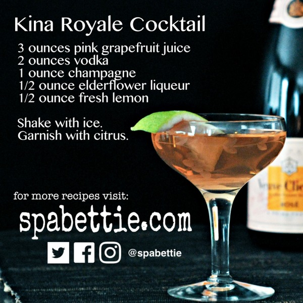 Kina Cocktail Recipe — Dishmaps