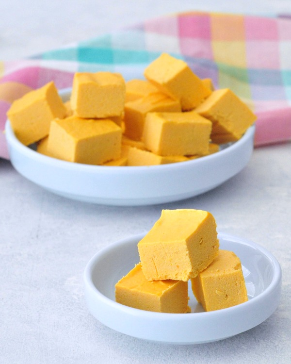 Butternut Toffee Meltaway Fudge Sweet @spabettie