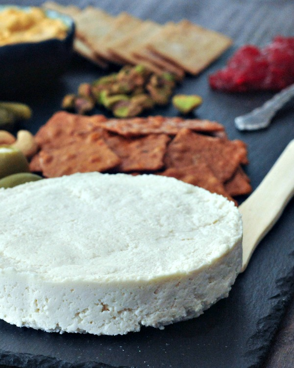 Cashew Camembert Recipe @spabettie