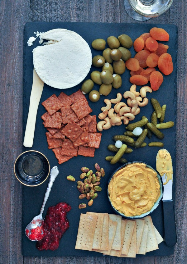Cashew Camembert Vegan @spabettie