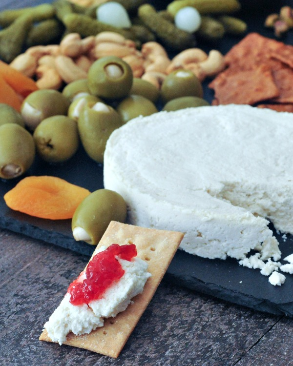 Cashew Camembert Vegan Cheese @spabettie
