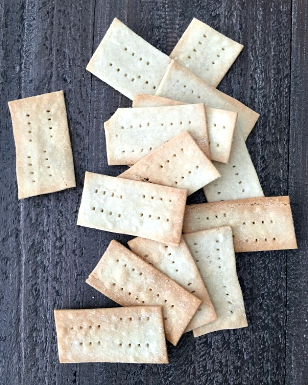 Salt and Vinegar Crackers Vegan @spabettie