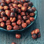 Smoky Sweet Crunchy Chickpeas @spabettie