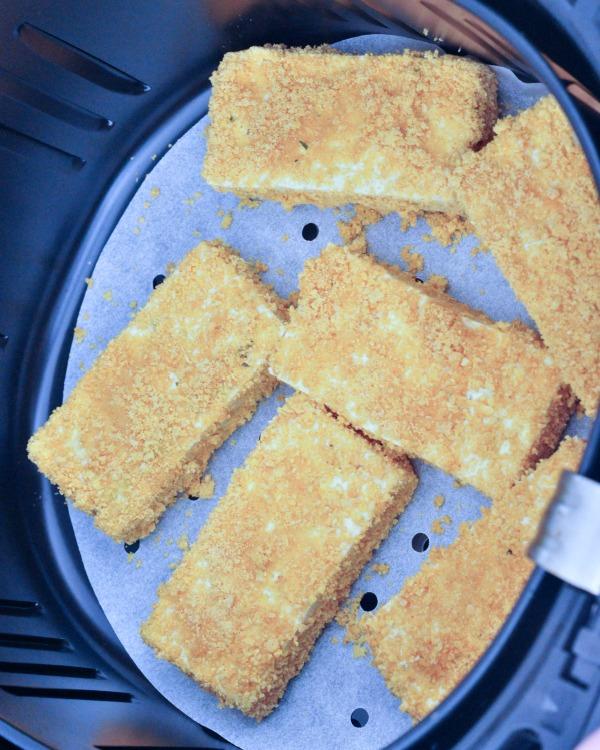 Crispy Southern Fried Tofu Gluten Free @spabettie