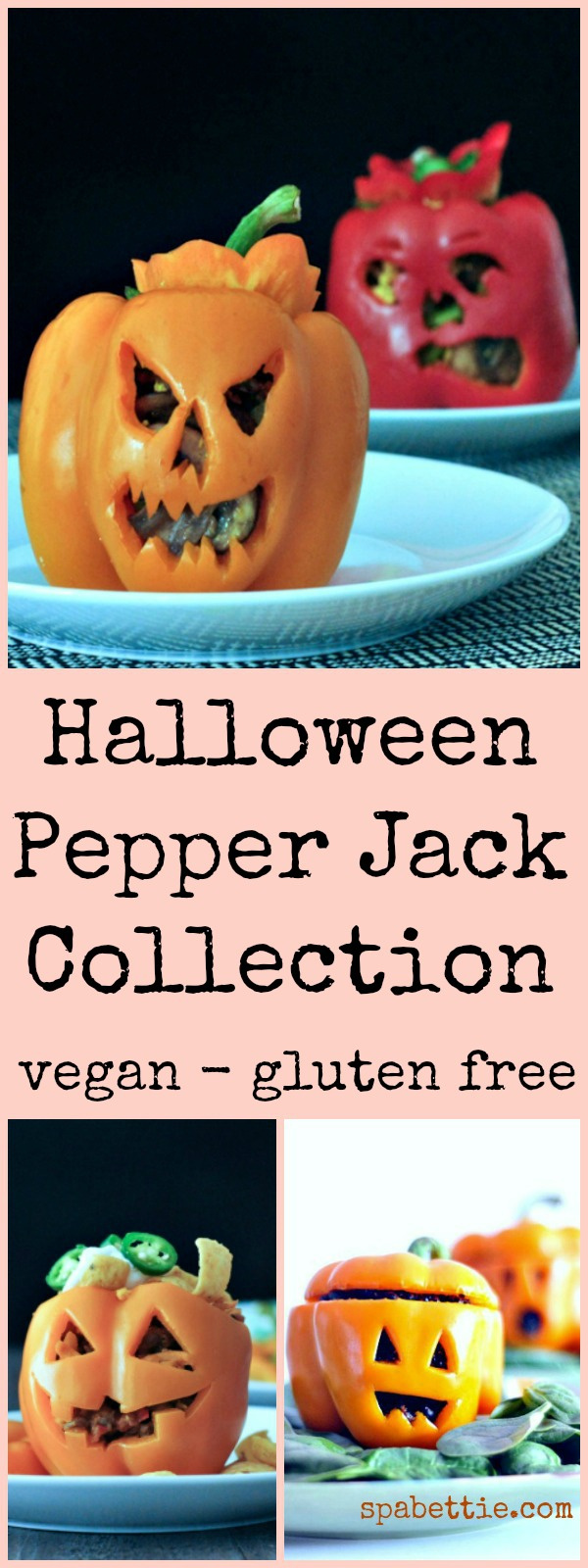 Halloween Pepper Jack Collection @spabettie #vegan #glutenfree