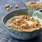 Pumpkin Spice Latte Chia Pudding @spabettie