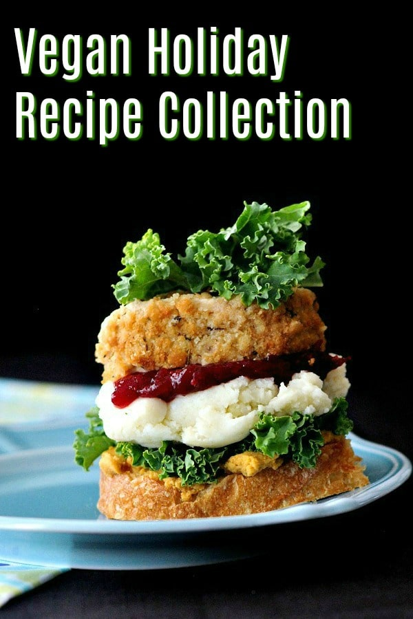Vegan Holiday Recipe Collection @spabettie #vegan #holiday