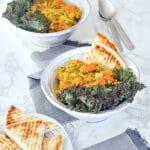 Nourishing Kitchari @spabettie #comfortfood