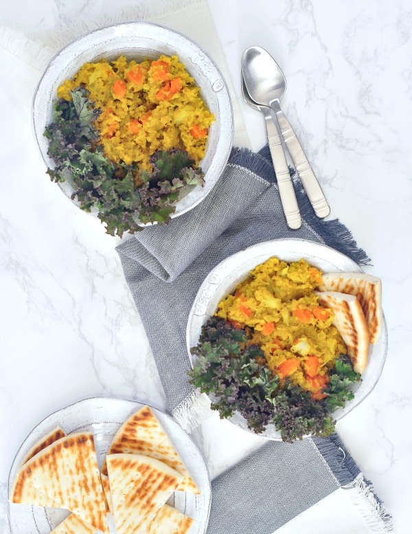 Nourishing Kitchari @spabettie #glutenfree