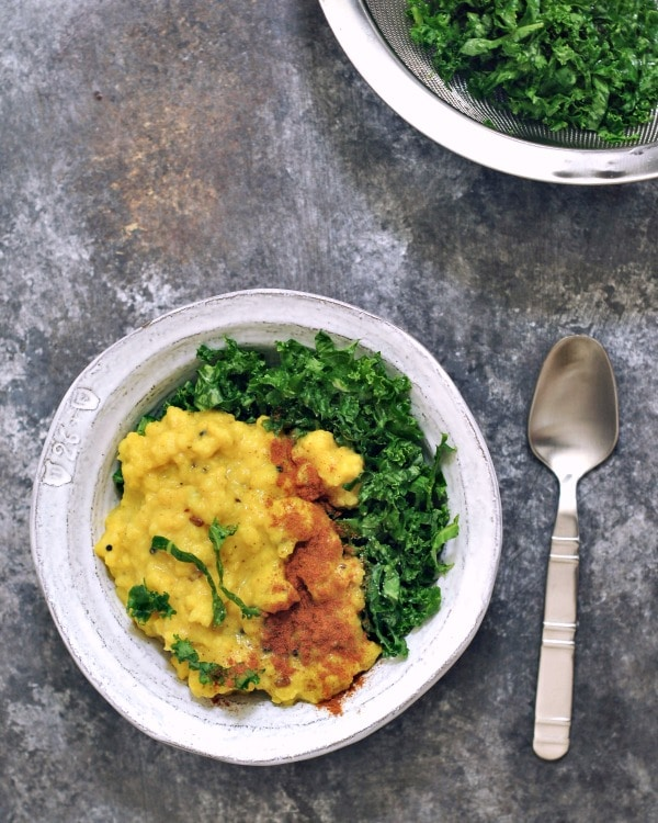 Vegan Breakfast Recipe Collection @spabettie Nourishing Kitchari